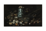 Still Life with Tin Can and Nuts  c1886