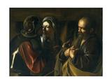 Denial of St Peter  1610