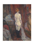 Woman before a Mirror  1897