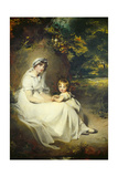 Lady Mary Templetown and Her Son  1802