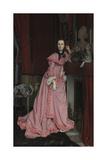 Portrait of the Marquise de Miramon  née  Thérèse Feuillant  1866