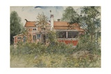 The Cottage  from 'A Home' Series  c1895