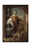 Portrait of Sir Wyndham Knatchbull-Wyndham  1758-59