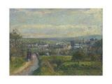 View of Saint-Ouen-L'Aumone  1876