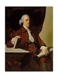 Portrait of Joseph Scott  c1765