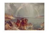 Yellowstone Lake  c1875