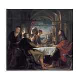 Supper at Emmaus  c1638