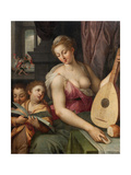 Allegory of Music  c1575