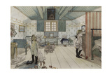 Mamma's and the Small Girl's Room  from 'A Home' series  c1895