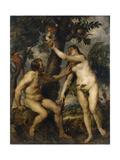 Adam and Eve  1628-9