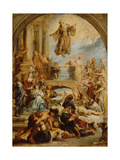 The Miracles of Saint Francis of Paola  c1627-8