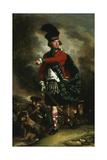 Portrait of Hugh Montgomerie  later 12th Earl of Eglinton  1780