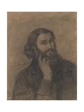 Self-Portrait  c1866