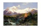 The Teton Range  1897