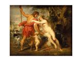 Venus and Adonis  c1635