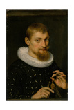 Portrait of a Man  Possibly an Architect or Geographer  1597