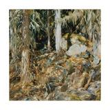 The Hermit (Il solitario)  1908