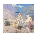 The Shepherd's Song  1891