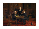 The Chess Players  1876
