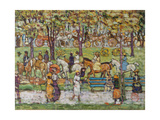 Central Park  c1914-15