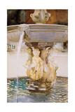 Spanish Fountain  1912