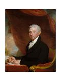 James Monroe  c1820-22
