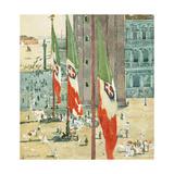 Piazza di San Marco  c1898–99