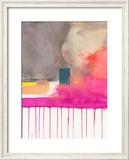 Composition 5 Reproduction giclée encadrée par Jaime Derringer
