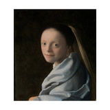 Portrait of a Young Woman  c1663-65