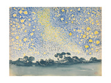 Landscape with Stars  c1905-08
