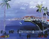 Baie Des Anges  Nice c1926