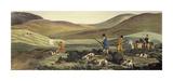 Chasse à la grouse Reproductions de collection premium par Henry Alken