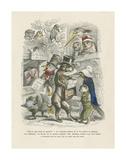 Come and Get it Reproductions de collection premium par Jean-Jacques Grandville