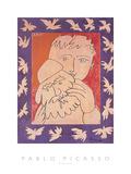 New Year Reproduction d'art par Pablo Picasso