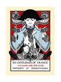 No Gentleman Of France