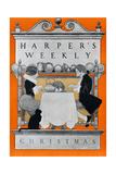 Harper's Weekly  Christmas