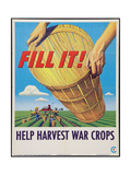 Help Harvest War Crops