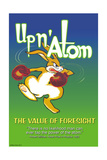 Up N' Atom-The Value Of Foresight