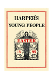 Harper's Young People  Easter 1895