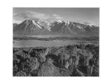 Grand Teton  National Park Wyoming  Geology  Geological 1933-1942