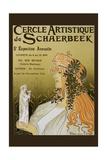 Cercle Artistique De Schaerbeek  Exposition