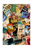 Classic Book Cover Collage II