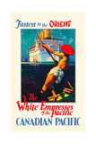 The White Empress Of The Pacific