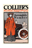 Collier's Automobile Number  New York  January 17th  1903
