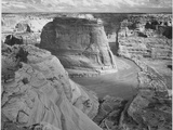 "View Of Valley From Mountain ""Canyon De Chelly"" National Monument Arizona 1933-1942"