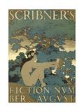 Scribner's Fiction Number August