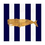 Indigo Striped Coastal IV