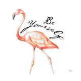Be Different Flamingo II