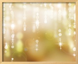 Abstract Christmas Background  Holiday Abstract Background