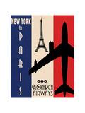 NY to Paris